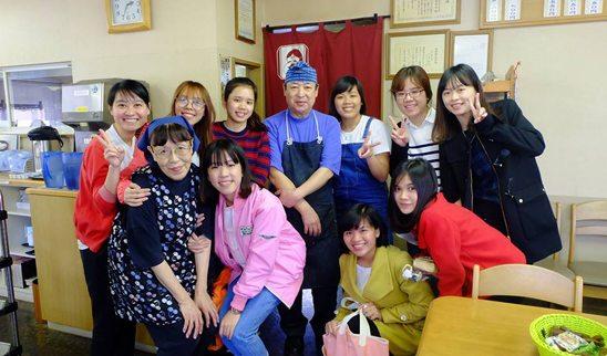 Học bổng Hokkaido 6 tháng