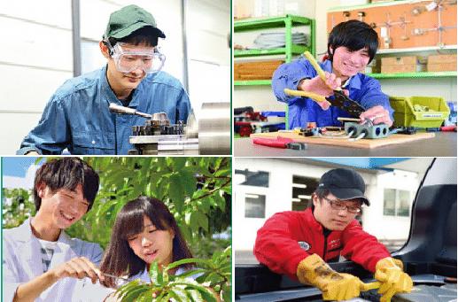 Từ A - Z về cao đẳng KH kỹ thuật Okayama