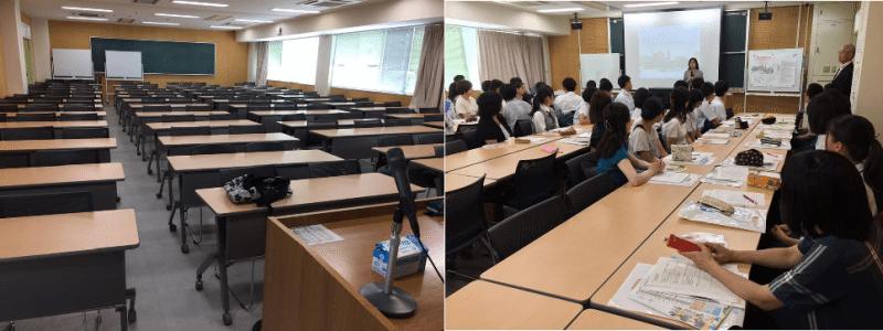 học tại cao đẳng kinh doanh Okayama