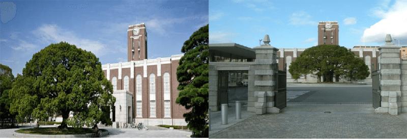Đại học Kyoto-Ngôi trường lâu đời thứ 2 tại Nhật