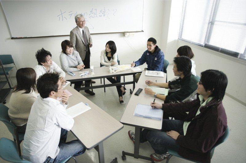 Các buổi phát triển kỹ năng cho sinh viên
