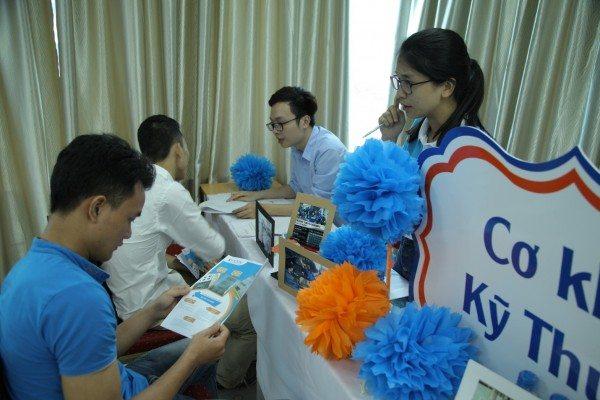 Ngày hội học bổng du học Nhật tại Hà Nội