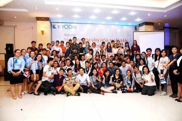 """Ngày hội """"Trải nghiệm văn hóa Nhật Bản cùng du học sinh"""" tại Đà Nẵng"""