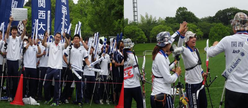 sức hút đại học Kansai