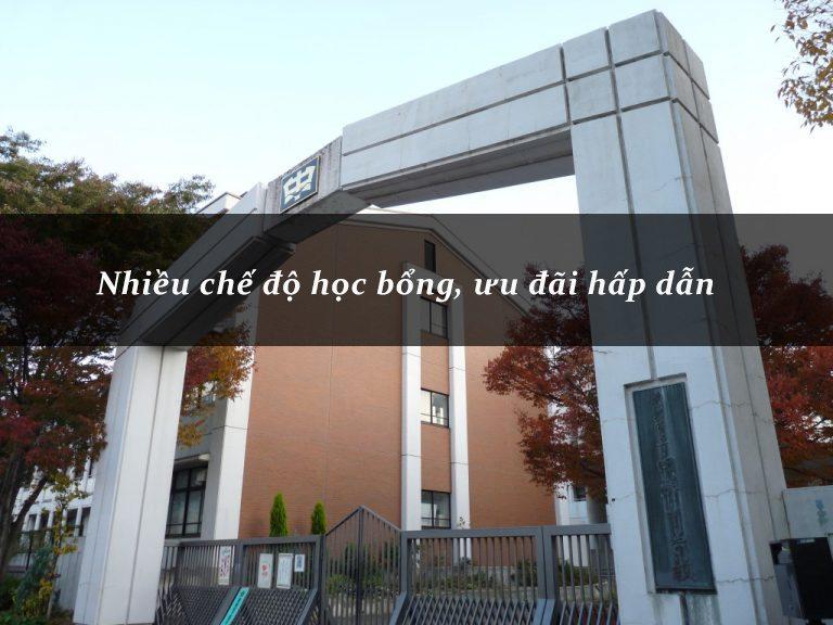 đại học quốc tế kobe nổi tiếng