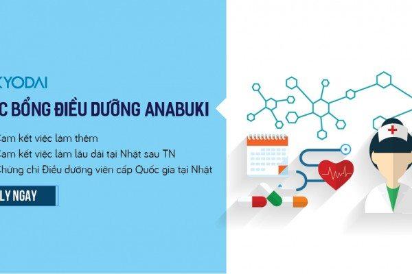 Học bổng Điều dưỡng Anabuki – Chìa khóa vàng cho điều dưỡng viên Việt Nam tại Nhật