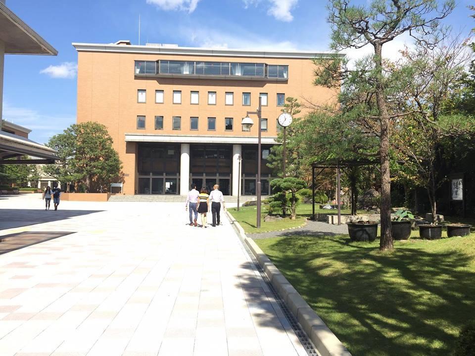 Đại học Hanazono có gì hot?