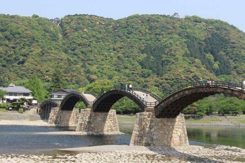 Sông Nishiki thơ mộng